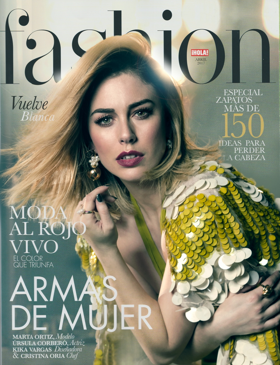 Valero Rioja Photography Hola Fashion Blanca suarez_1