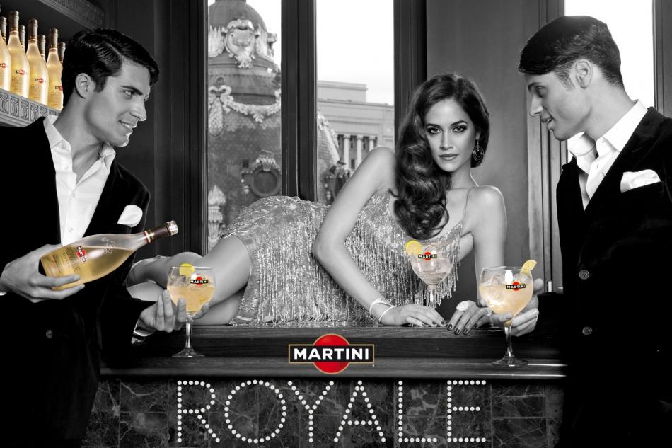 Valero Rioja Photography Campaign Martini
