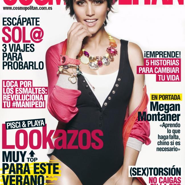 Valero Rioja Photography Cover Cosmpolitan Megan Montaner 1