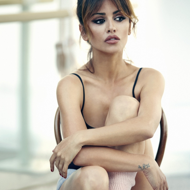 Valero Rioja Photography Editorial Monica Cruz Elle Magazine 1