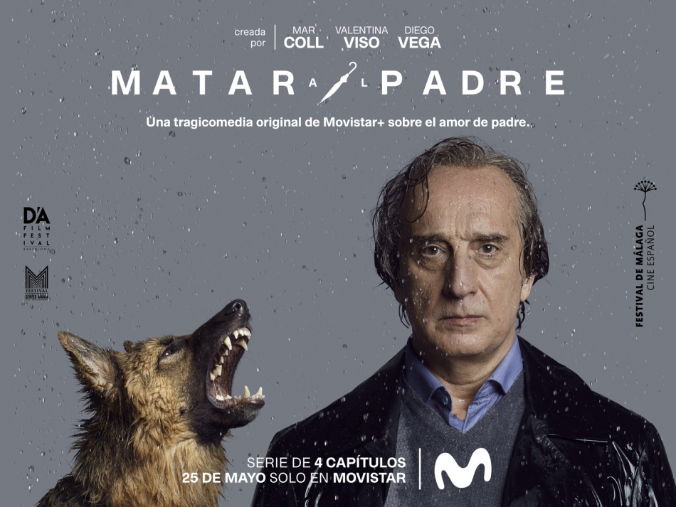 Valero Rioja Photography Campaign Matar al padre Movistar 1