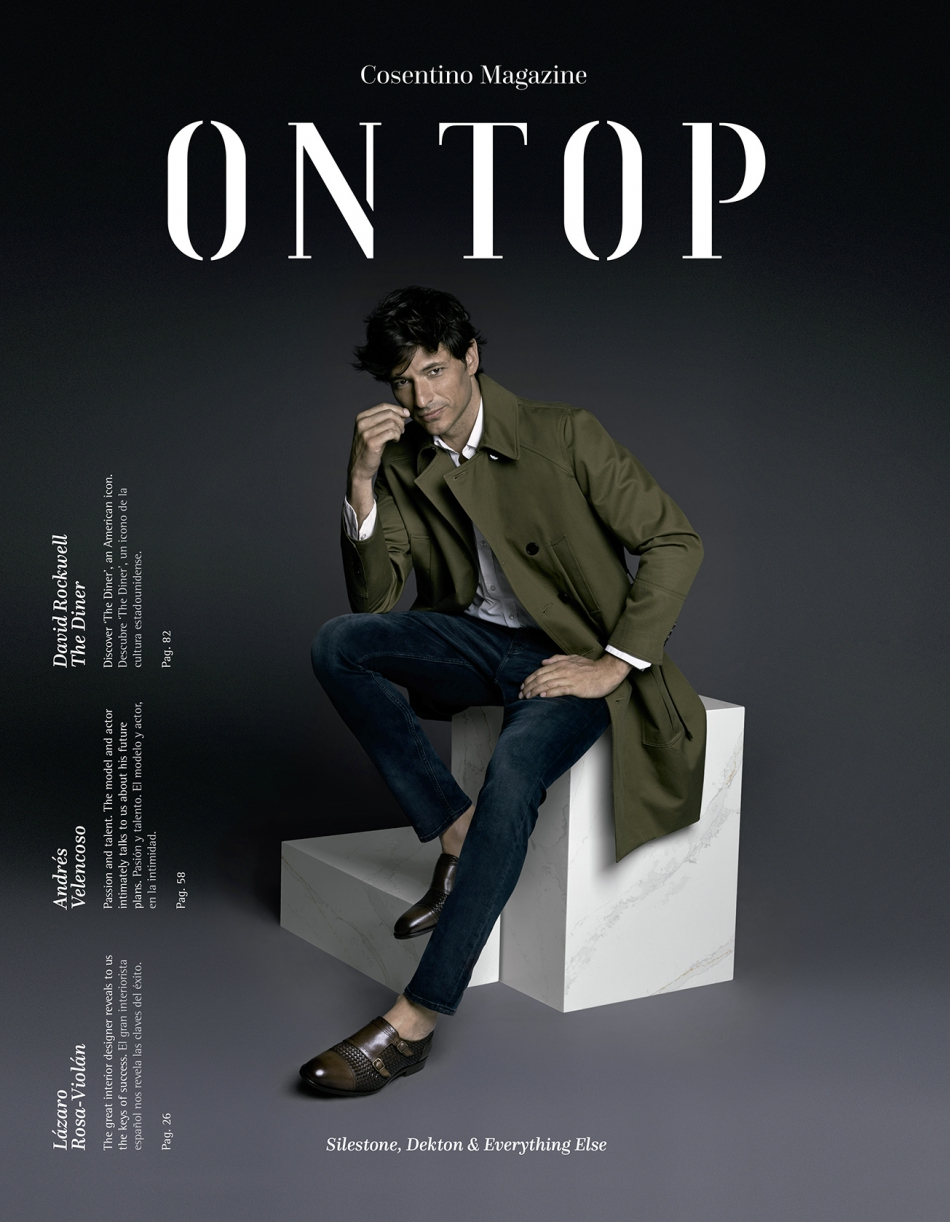 Valero Rioja Photography cover Andres Velencoso On Top 1