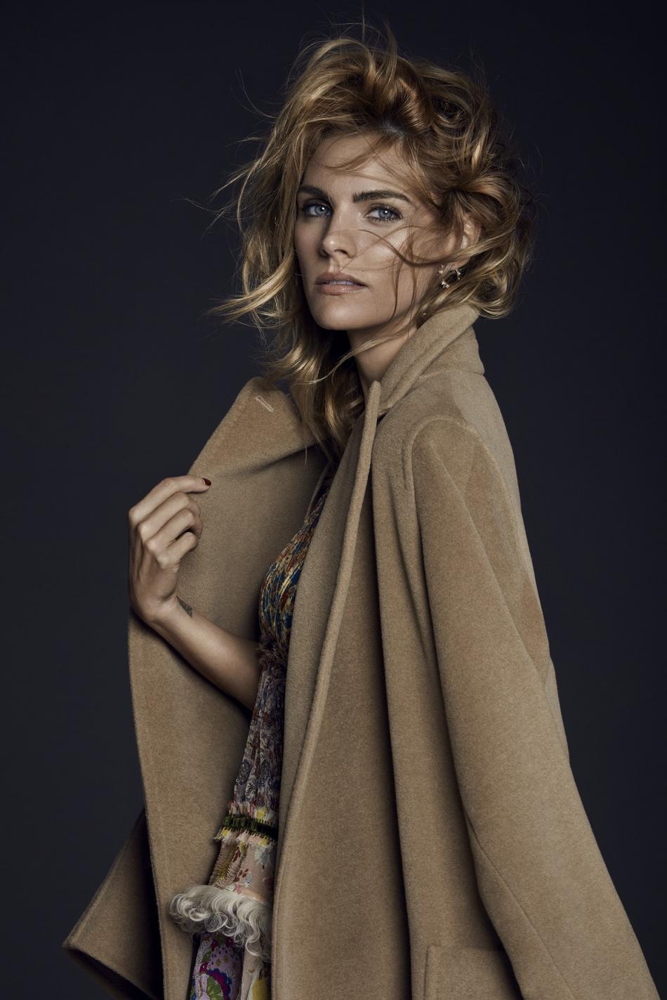 Valero Rioja Photography cover Amaia Salamanca Fashion Magazine 1