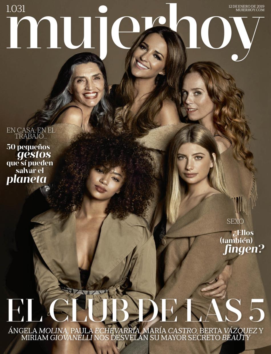 Valero Rioja Photography cover Mujer Hoy Pantene 1